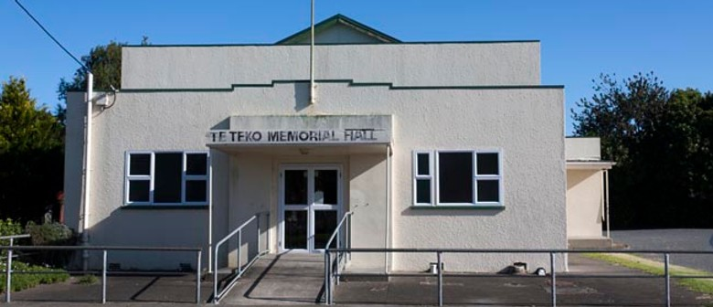 Te Teko Memorial Hall