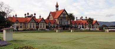 Rotorua Government Gardens - Roadside Stories
