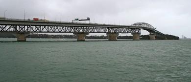 Auckland Harbour Bridge - Roadside Stories