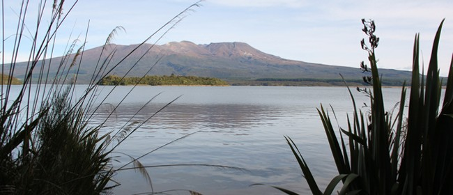 Lake Rotoaira - Roadside Stories