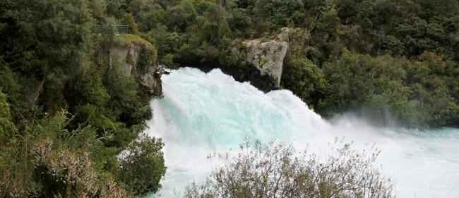 Huka Falls - Roadside Stories