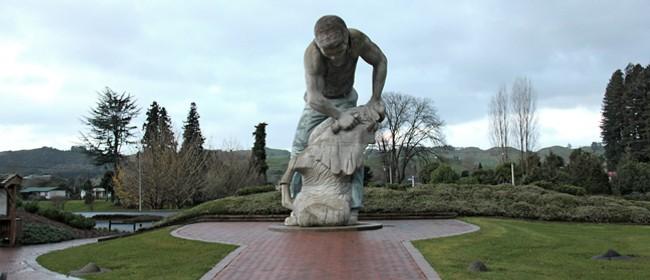 Te Kūiti Shearing Capital - Roadside Stories