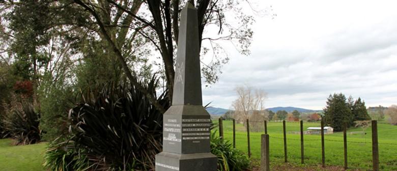 Ōrākau, Famed Battle Site: Roadside Stories