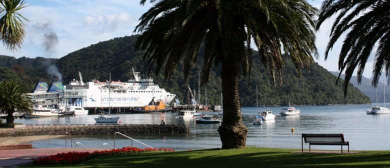 Picton and Its Ships - Roadside Stories