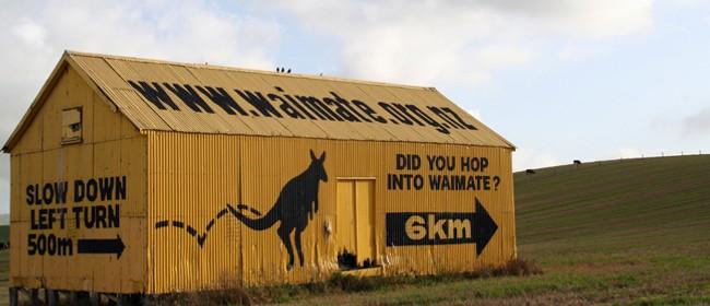 The Wallabies of Waimate - Roadside Stories