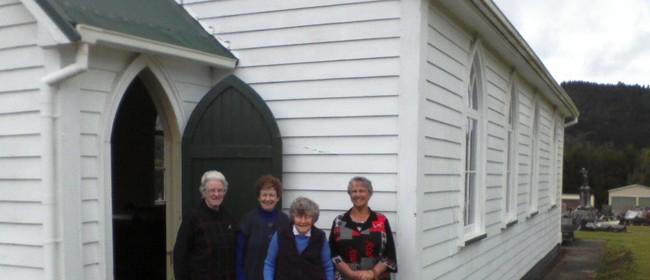 Kaurihohore Historic Church