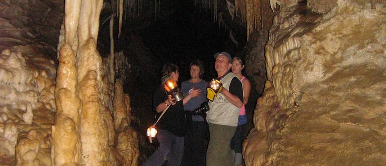 Te Anaroa Caves