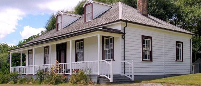 Mangungu Mission House