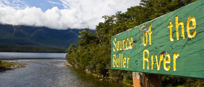 Brunner on the Buller - Roadside Stories