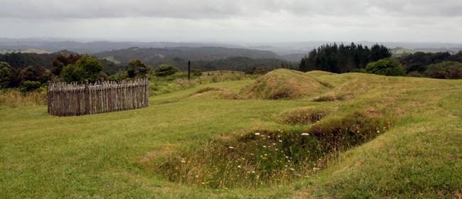 Ruapekapeka, Kawiti's Pā - Roadside Story