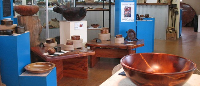 The Woodturners Kauri Gallery