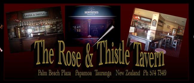 Rose & Thistle Tavern