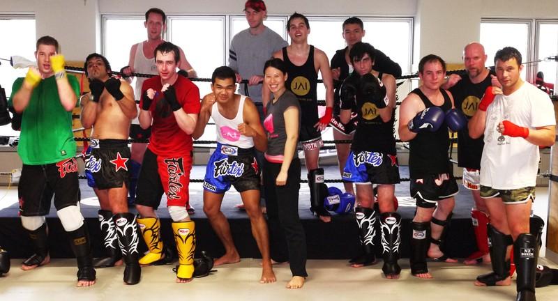 Jai Thai Boxing Gym, Wellington - Eventfinda