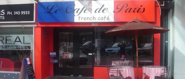 Le Cafe de Paris