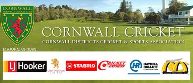 Cornwall Cricket Club
