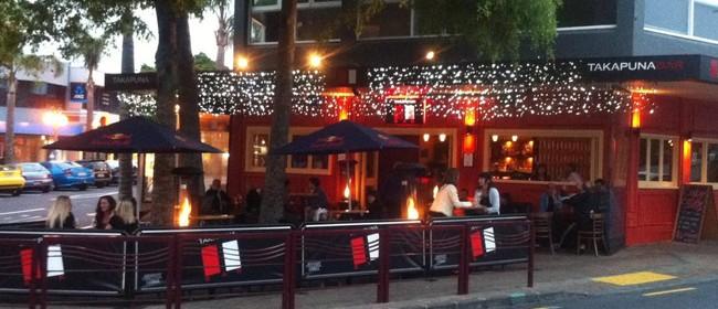 Takapuna Bar