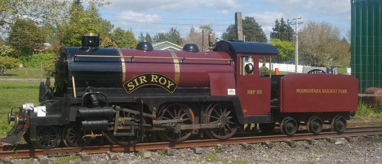 Rotorua Ngongotaha Rail Park