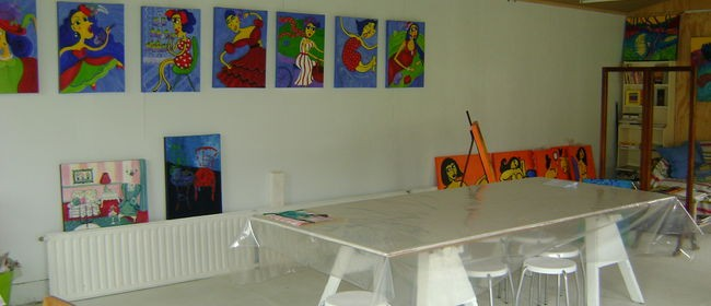 The Walnut Tree Art Studio