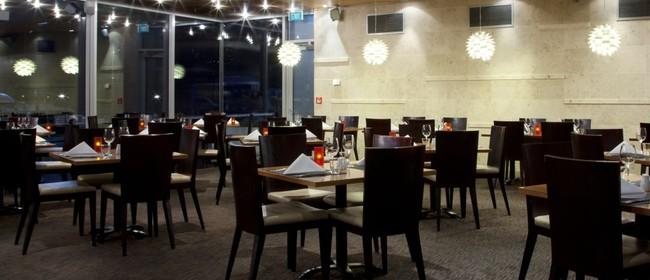 Threesixty Restaurant @ Crowne Plaza