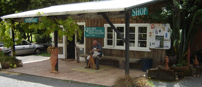 Quarry Co-op Shop