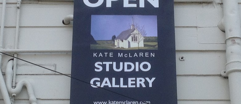 Kate McLaren Art Studio & Gallery
