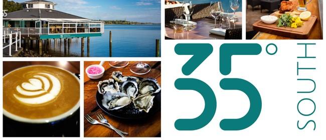 35 Degrees South Aquarium Restaurant and Bar