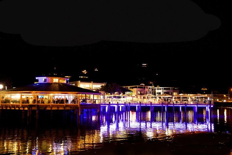 35 Degrees South Aquarium Restaurant and Bar, Paihia