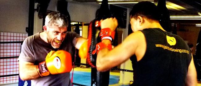 Jai Thai Boxing Gym Auckland