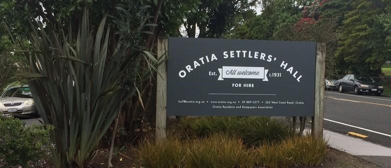 Oratia Settlers Hall