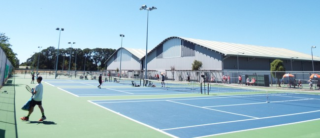 Z Energy Wilding Park Tennis Centre