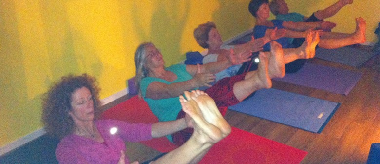 Injoy Yoga and Therapy studio