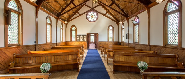 Ferrymead Heritage Park Church