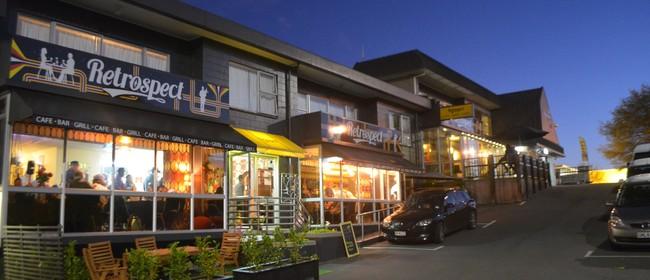 Retrospect Cafe, Bar & Grill