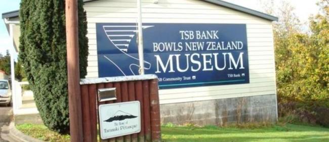 TSB Bank Bowls New Zealand Museum