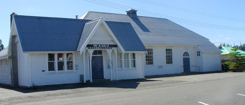 Waiau Community Hall & Library
