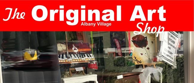 The Original Art Shop
