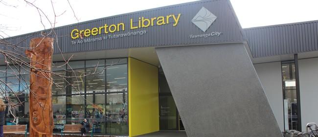 Greerton Library - Te Ao Mārama ki Tutarawana