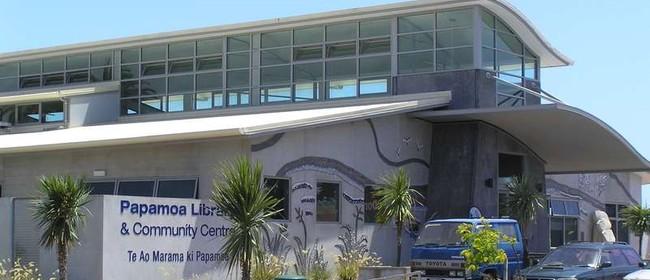 Pāpāmoa Library - Te Ao Mārama ki Papamoa