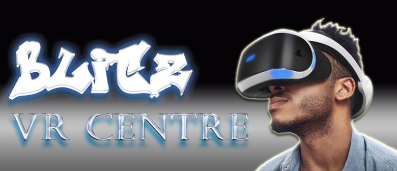 Blitz Internet Cafe VR Center Racing Club
